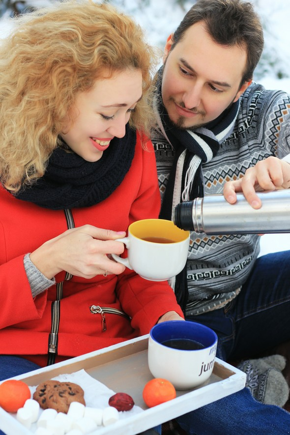 Love story Olga & Aleksandr - фото №3