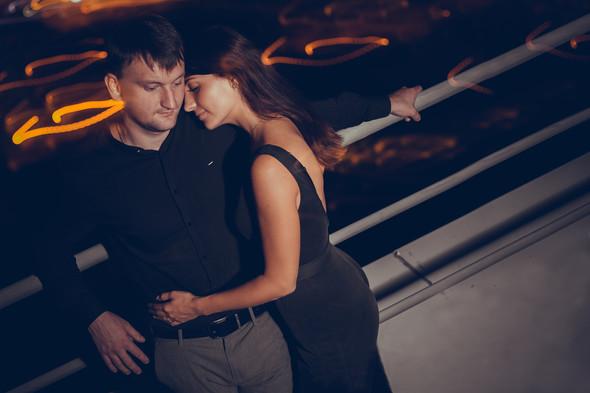 Love story Bogdan & Inna - фото №8