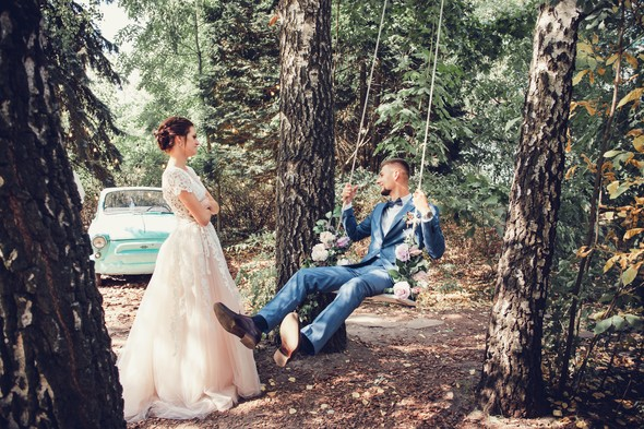 Wedding of Yura&Yana - фото №16