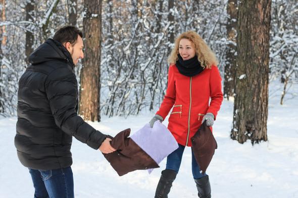 Love story Olga & Aleksandr - фото №8