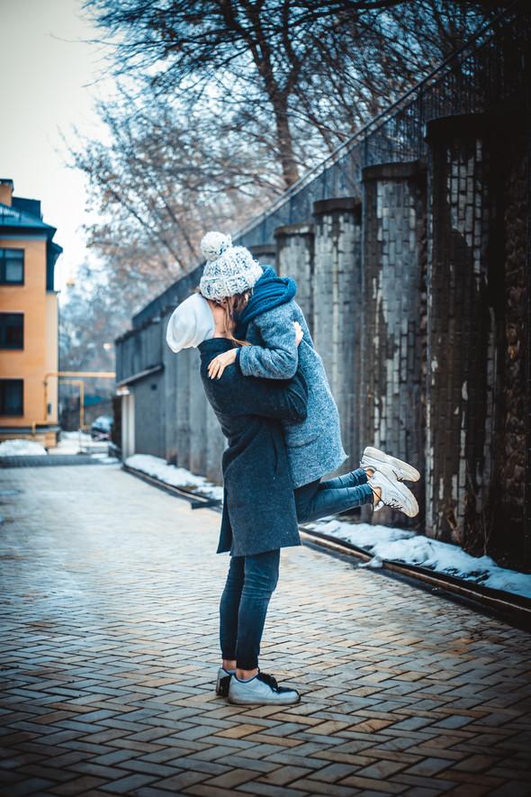 Love story  Kirill & Aleksandra - фото №14