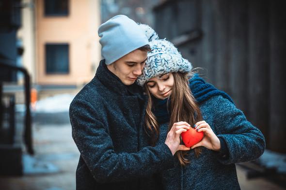 Love story  Kirill & Aleksandra - фото №23