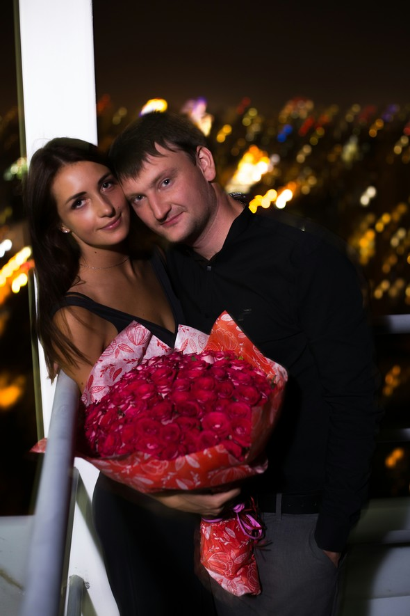Love story Bogdan & Inna - фото №3