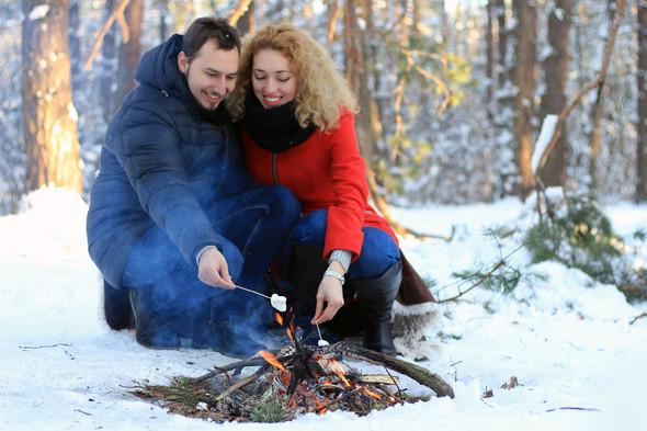 Love story Olga & Aleksandr - фото №1