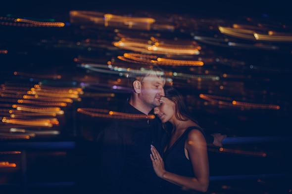 Love story Bogdan & Inna - фото №4