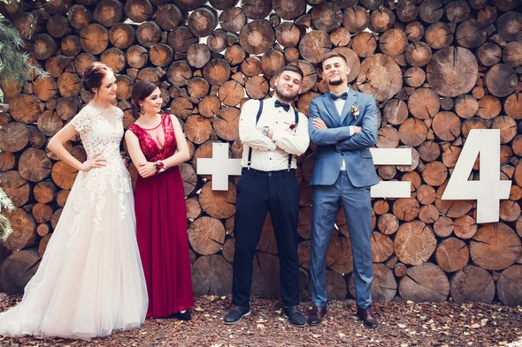 Wedding of Yura&Yana - фото №25