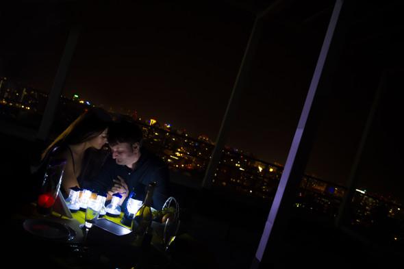 Love story Bogdan & Inna - фото №12