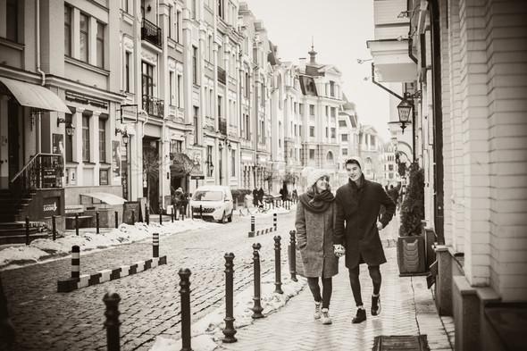 Love story  Kirill & Aleksandra - фото №6