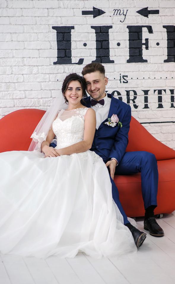WEDDING. Katya + Jenya. 3/11/2018 - фото №15