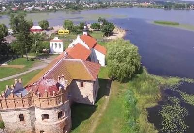 Староконстантиновский замок (Замок князей Острожских) - место для фотосессии в Хмельницкой области - портфолио 1