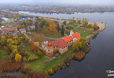Староконстантиновский замок (Замок князей Острожских) - место для фотосессии в Хмельницкой области - портфолио 5