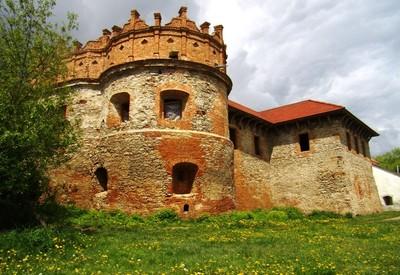 Староконстантиновский замок (Замок князей Острожских) - место для фотосессии в Хмельницкой области - портфолио 2