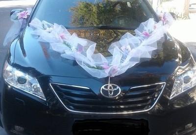 Катя Авто на свадьбу - фото 2