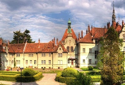 Замок Берегвар - фото 1