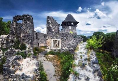 Невицкий замок - место для фотосессии в Закарпатской области - портфолио 5