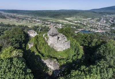 Невицкий замок - место для фотосессии в Закарпатской области - портфолио 1