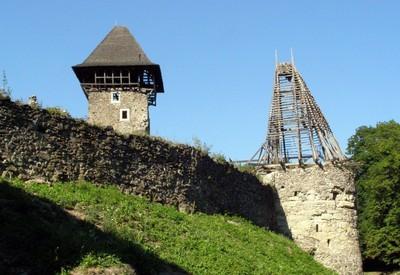 Невицкий замок - место для фотосессии в Закарпатской области - портфолио 4