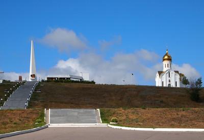 Высота маршала Конева - место для фотосессии в Харьковской области - портфолио 6