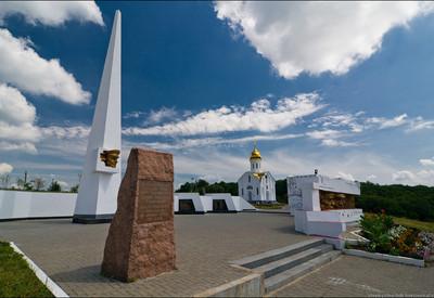 Высота маршала Конева - место для фотосессии в Харьковской области - портфолио 2