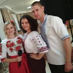 Тамада Ирина - ведущий в Белой Церкви - фото 1