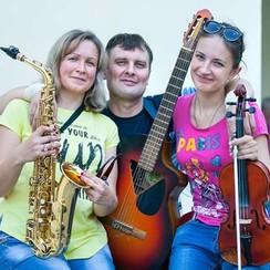 """Art-family  (Тріо """"Родина"""") - музыканты, dj в Белой Церкви - фото 4"""