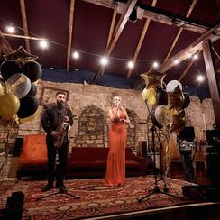 Duet Vocal & Sax Taisa Paustovskaya, David Kolpakov - фото 3