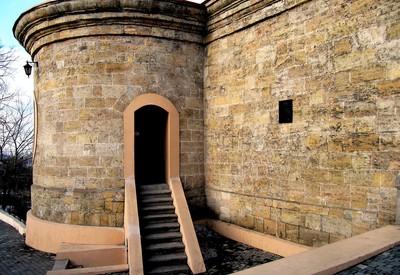 Карантинная аркада - место для фотосессии в Одессе - портфолио 4