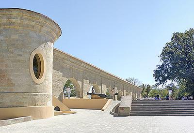 Карантинная аркада - фото 1