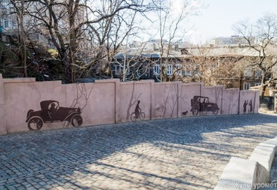 Карантинный спуск - место для фотосессии в Одессе - портфолио 4