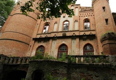 Замок-дворец Даховских - место для фотосессии в Черкасской области - портфолио 5