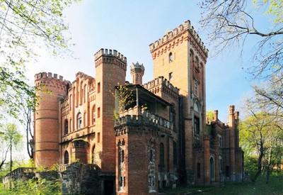 Замок-дворец Даховских - фото 1