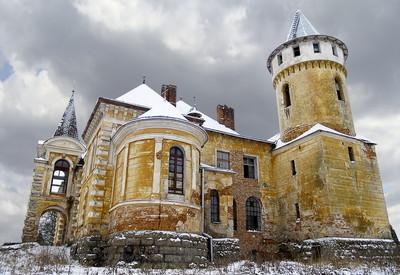 Дворец-усадьба Рея - место для фотосессии в Львовской области - портфолио 4
