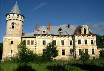 Дворец-усадьба Рея - место для фотосессии в Львовской области - портфолио 2