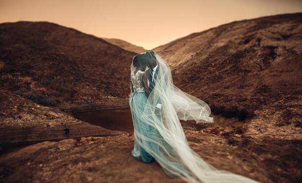 WEDDING ON MARS - фото №9