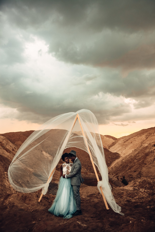 WEDDING ON MARS - фото №10