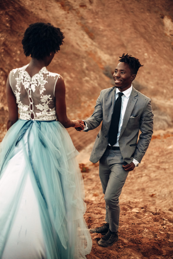 WEDDING ON MARS - фото №15