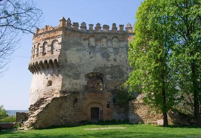 Острожский замок - место для фотосессии в Ровненской области - портфолио 4