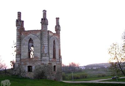 Новомалинский замок - место для фотосессии в Ровненской области - портфолио 6