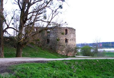Новомалинский замок - место для фотосессии в Ровненской области - портфолио 4