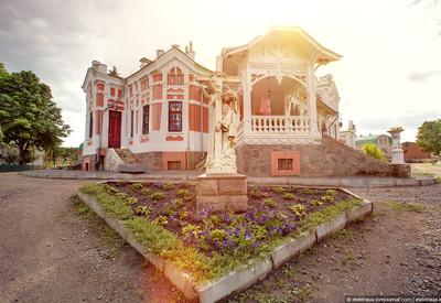 Усадьба Хоецких - место для фотосессии в Киевской области - портфолио 3