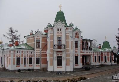 Усадьба Хоецких - место для фотосессии в Киевской области - портфолио 5