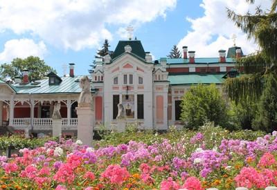 Усадьба Хоецких - место для фотосессии в Киевской области - портфолио 1