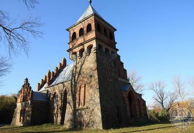 Костёл Святой Клары - место для фотосессии в Житомирской области - портфолио 6
