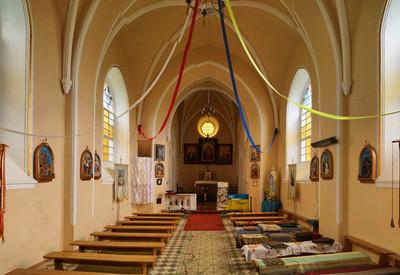 Костёл Святой Клары - место для фотосессии в Житомирской области - портфолио 4