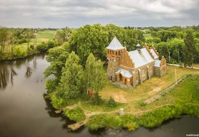 Костёл Святой Клары - место для фотосессии в Житомирской области - портфолио 3