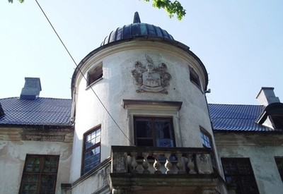 Дворец Нарышкиных-Шуваловых - место для фотосессии в Черкасской области - портфолио 3