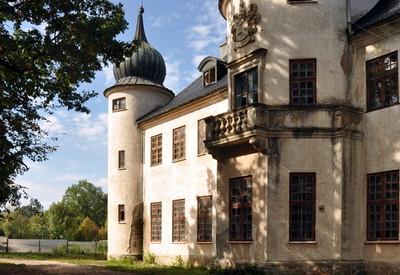 Дворец Нарышкиных-Шуваловых - место для фотосессии в Черкасской области - портфолио 2