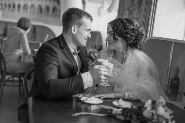 Свадьбый день Ани и Юры  - фото №13