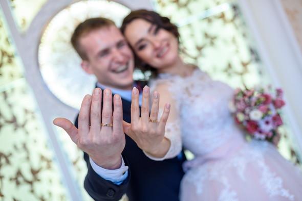 Свадьбый день Ани и Юры  - фото №21