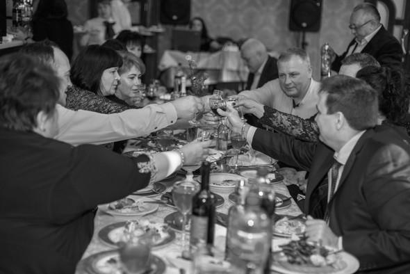 Свадьбый день Ани и Юры  - фото №30